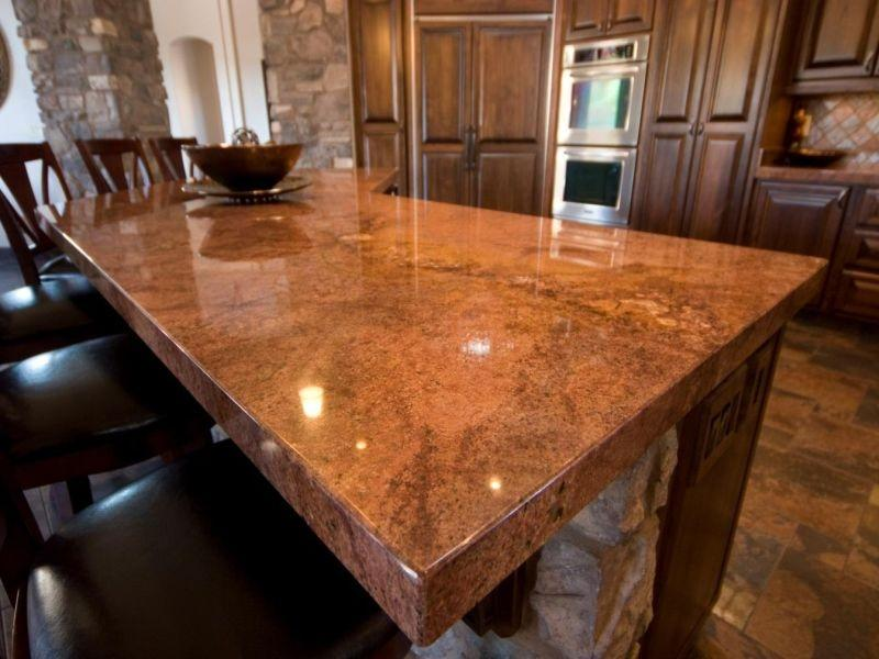 Quartz vs granite bathroom countertops